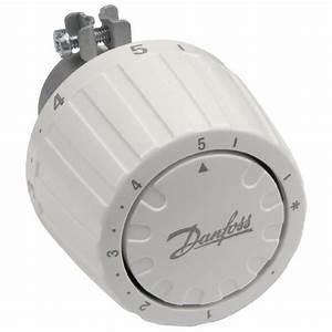 Vanne Thermostatique Pour Radiateur Fonte : t te thermostatique de radiateur de remplacement bulbe ~ Premium-room.com Idées de Décoration