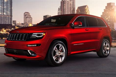 Used 2015 Jeep Grand Cherokee Srt For Sale Pricing