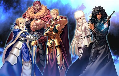 fatezero full hd wallpaper  background image