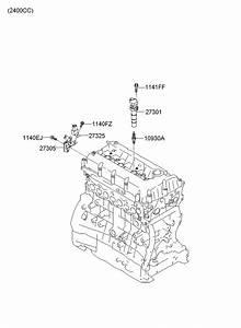 2741023700 - Hyundai Plug Assembly