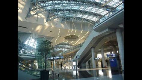 Die 10 Größten Flughäfen Der Welt Youtube