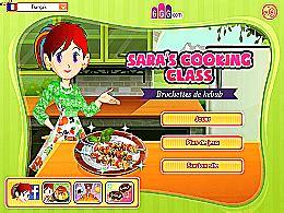jeux de cuisine ecole de gratuit brochettes de kebab école de cuisine de