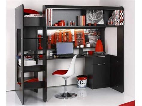 lit bureau optimiser un espace limité en installant une mezzanine