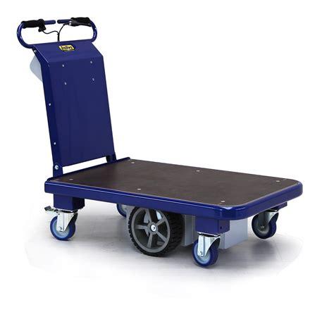 Zallys M15 - Electric powered platform trolley