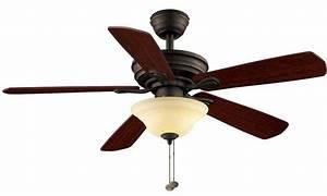 Hampton bay altura inch ceiling fan review
