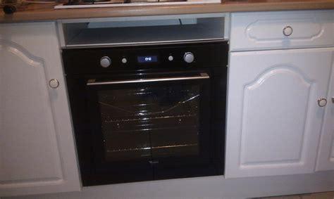meuble cuisine encastrable meuble de cuisine pour four encastrable idées de