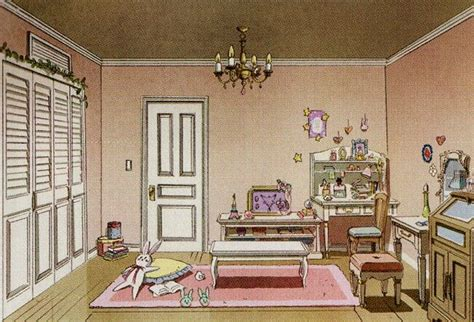 tsukino usagis bedroom concept  sailor moon crystal