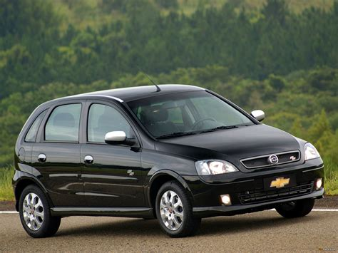 Chevrolet Corsa Ss 200609 Wallpapers (2048x1536