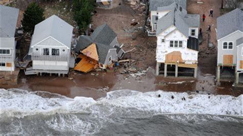 PICTURES: Aerial Photos Of Hurricane Sandy Damage Along ...