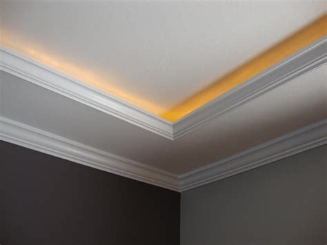 How To Install Led Crown Molding Rope