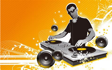 Animated Dj Wallpaper Desktop - animated dj wallpaper