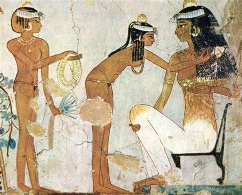 Toilette Et Hygi Ne Dans L Egypte Antique Le Blog De