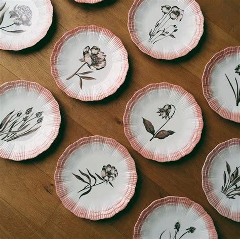 los platos de pan una coleccion artistica  artesanal