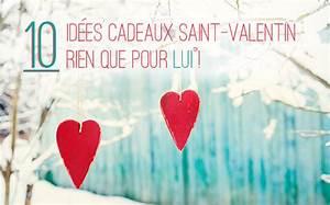 Idee Cadeau Pour Lui : cadeau romantique saint valentin pour lui ~ Teatrodelosmanantiales.com Idées de Décoration