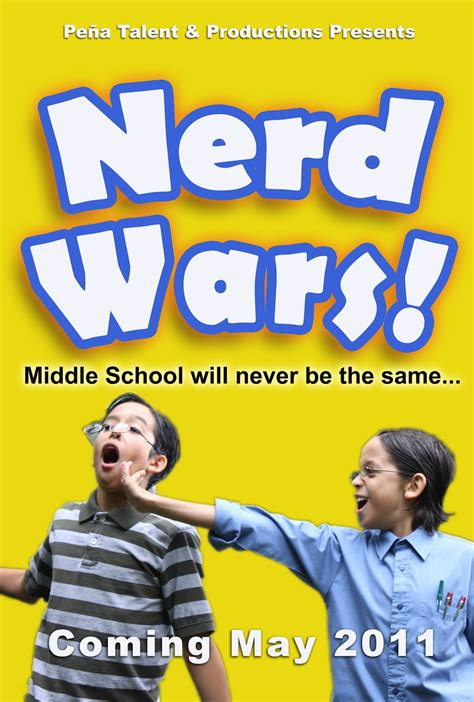 Pena Entertainment And More Nerd Wars Short Film