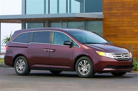 Used 2014 Honda Odyssey Minivan Pricing & Features