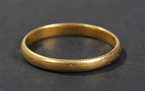 17th century 18th century wedding band with makers With 18th century wedding rings