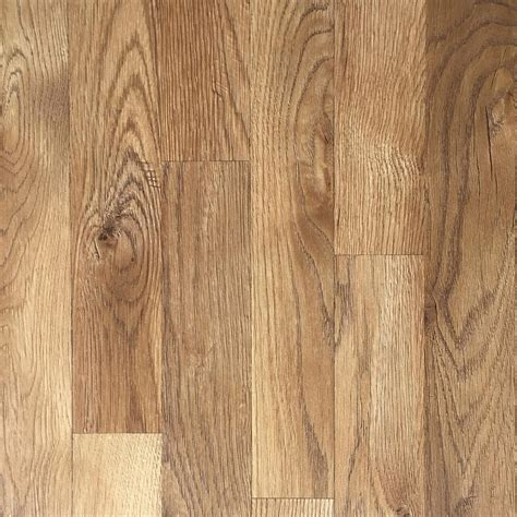 laminate flooring 50 sq ft trafficmaster ember oak 7 mm thick x 7 to 2 3 in wide x 50 to 4 5 in length laminate flooring