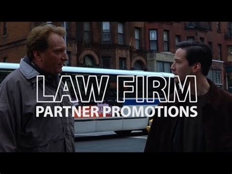 law firm partner promotions youtube
