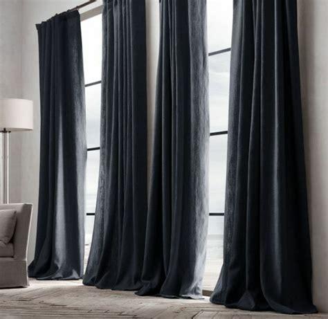 Gardinen Für Lange Fenster by Gardinen Ideen Inspiriert Den Letzten Gardinen Trends