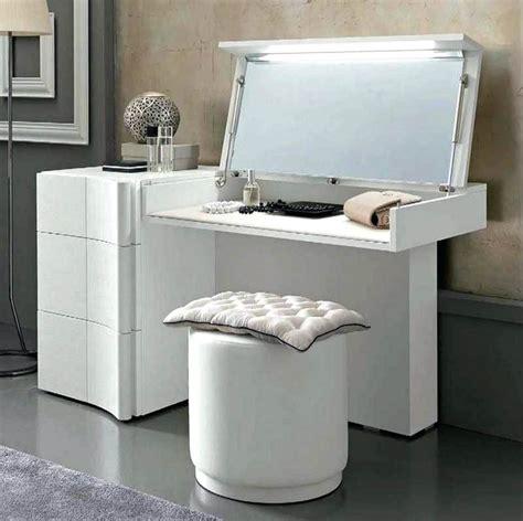 Moderner Schminktisch Weiß by Schminktisch Mit Beleuchtung Schweiz Wohn Design