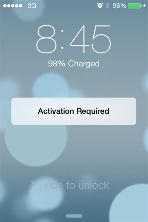 iphone activation required image gallery iphone 4s activation required