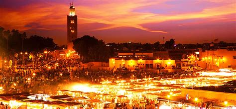 Marrakech excursions & day trips from Marrakech