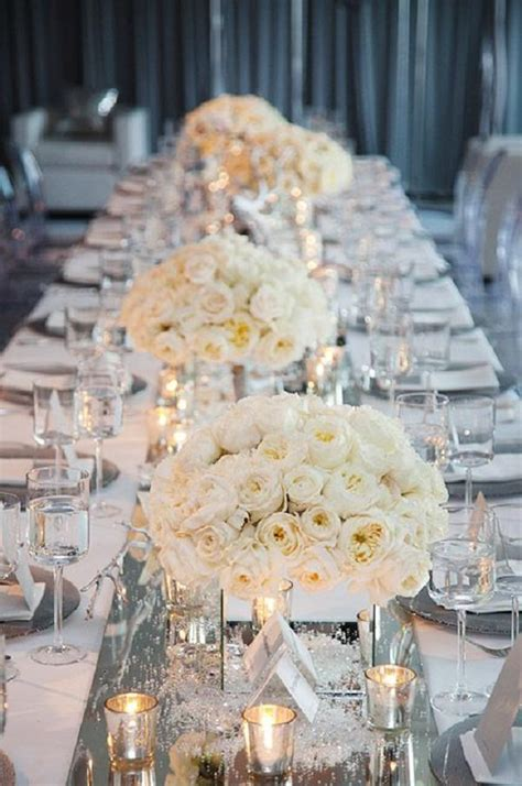 winter table settings 30 spectacular winter wedding table setting ideas wedding table settings wedding tables and