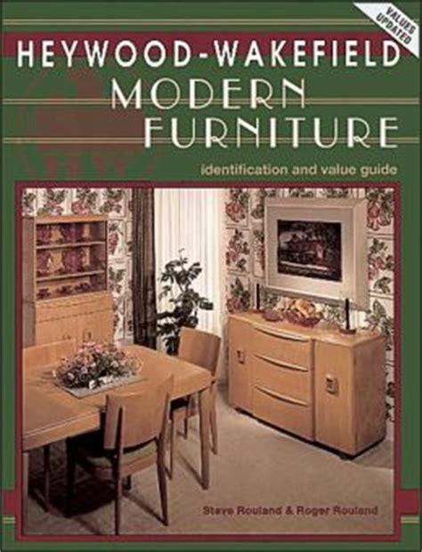 Heywood Wakefield Chair Identification by Heywood Wakefield Modern Furniture Identification And