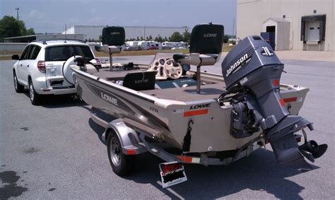 tow lbs   good gas milage  hull