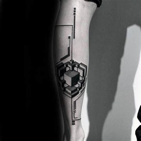 unique tattoos  guys distinctive design ideas