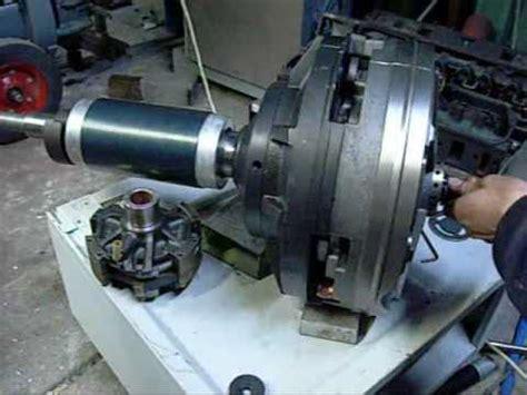 scroll air motor  scroll compressor youtube