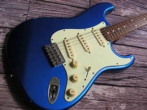 2004 Fender Japan Strat Xii Electric 12 String Stratocaster Lake Placid Blue