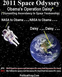 Obama Dismantles Manned-Space Program in 2011 Space ...