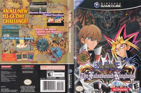gamecube yu gi falsebound kingdom oh yugioh wii cheats konami videogamex strip hq