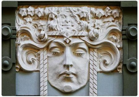 riga  larchitettura art nouveau