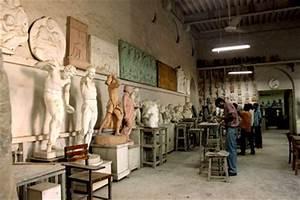 Sculpture and modeling Sir JJ School of Art, Mumbai