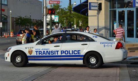New Jersey Transit Police.