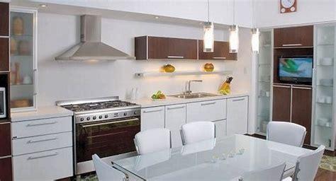 modelos de muebles de cocina en melamina