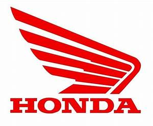 Honda Wing Logo Emblem Motorcycle Vinyl Decal Sticker 5 5