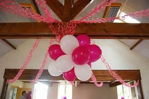 Decoration Pour Bapteme Fille : d coration de salle bapteme fille p 39 tite chiffonni re ~ Mglfilm.com Idées de Décoration