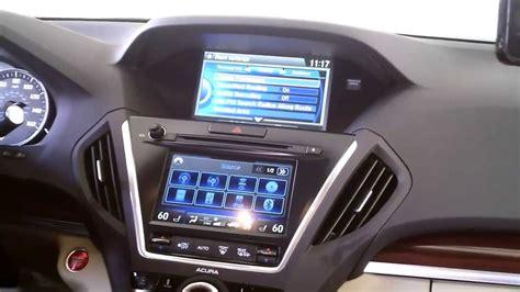Acura Mdx Navigation Guide  John Eagle Acura Youtube