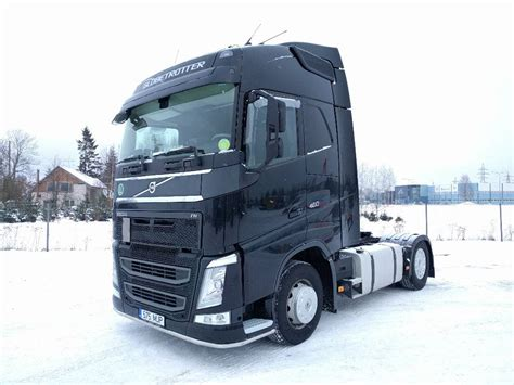 volvo tractor price used volvo fh 460 4x2 euro 6 tractor units year 2014
