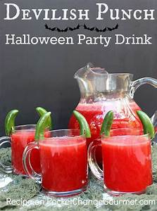 Halloween party drinks, Party drinks and Halloween party ...