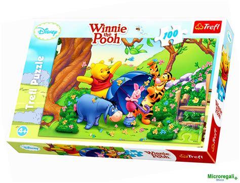 Poltroncine Per Bambini Disney : Puzzle Per Bambini Disney Winnie The Pooh Cm 41x28 (100