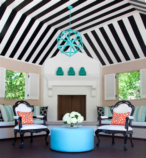 how to create a luxe backyard retreat traditional home