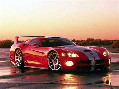 top cars    cars dodge viper