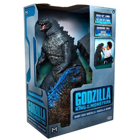 godzilla king   monsters toys break cover  bit early
