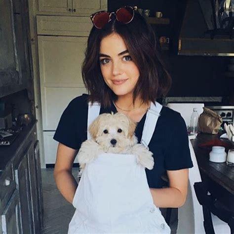 Lucy Hale Pets - Celebrity Pet Worth