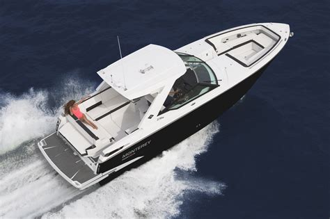 Monterey Boats Careers monterey boats introduces the 378se boating industry